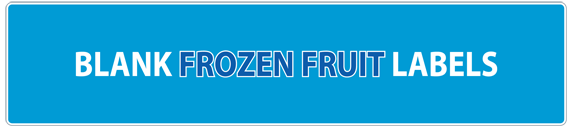 Blank Frozen Fruit