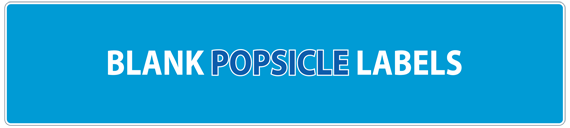 Blank Popsicle Labels