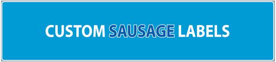 Custom Sausage Labels
