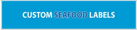 Custom Seafood Labels