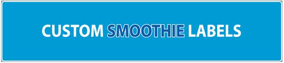 Custom Smoothie Labels